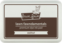 Lawn Fawn Ink Pad - Walnut