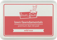Lawn Fawn Ink Pad - Wild Rose