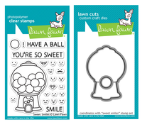 Lawn Fawn Stamps & Dies Bundle - Sweet Smiles