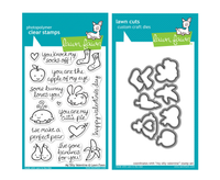 Lawn Fawn Stamps & Dies Bundle - My Silly Valentine