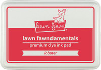 Lawn Fawn Ink Pad - Lobster