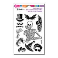 Stampendous - Skeleton Style