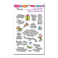 Stampendous - Holiday Expressions