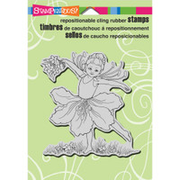Stampendous - Cling Fairy Dance