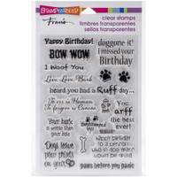 Stampendous - Dog Sayings