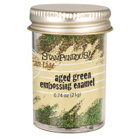 Stampendous - Aged Green Embossing Enamel