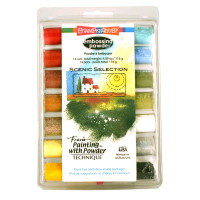 Stampendous - Scenic Selection Embossing Pwdr (14 Pk)