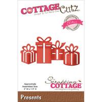 CottageCutz Die - Presents