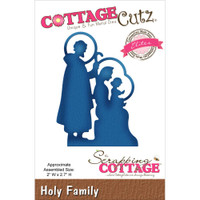 CottageCutz Die - Holy Family