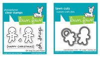 Lawn Fawn Stamps & Dies Bundle - Oh Snap
