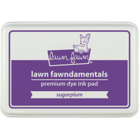 Lawn Fawn Ink Pad - Sugarplum