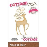 CottageCutz Elites Die - Prancing Deer