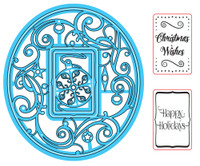 Simply Refined Dies & Stamps - I Believe, Christmas Wishes