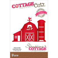 CottageCutz Elites Die -  Barn