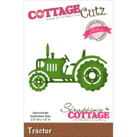 CottageCutz Elites Die -  Tractor
