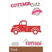 CottageCutz Elites Die -  Truck