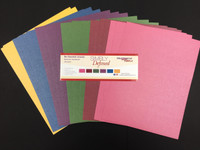 Simply Defined Be Dazzled Shimmer Paper - Jewels 18pk