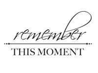 KaiserCraft Mini Clear Stamps - Remember This Moment