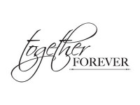 KaiserCraft Mini Clear Stamps - Together Forever