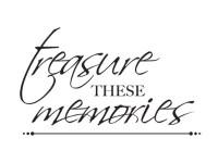KaiserCraft Mini Clear Stamps - Treasured Memories