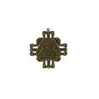 Spellbinders A Gilded Life - Family Crest - Silver