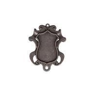 Spellbinders A Gilded Life - Shield Bezel - Large - Silver