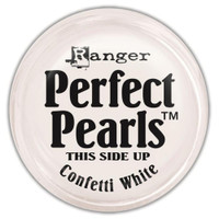 Perfect Pearls Powders by Ranger Ink - Confetti White