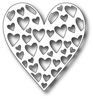 Memory Box Craft Dies - Bundle Heart