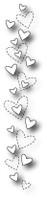 Memory Box Craft Dies - Flicker Hearts