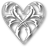 Memory Box Craft Dies - Enchanted Heart