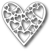 Memory Box Craft Dies - Tender Heart
