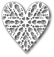Memory Box Craft Dies - Dazzling Heart