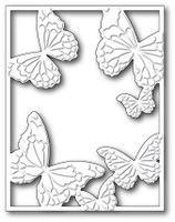 Memory Box Craft Dies - Hovering Butterfly Frame