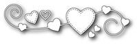 Memory Box Craft Dies - Homespun Heart