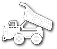 Memory Box Craft Dies - Mighty Dump Truck