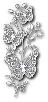 Memory Box Craft Dies - Rylan Butterfly Stem