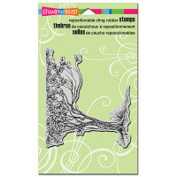 Stampendous Cling Rubber  Stamps - Growing Tree