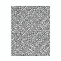 Spellbinders Embossing Folders  -  Overlapping Circles