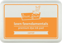 Lawn Fawn Ink Pad - Carrot