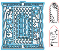 Simply Refined Dies & Stamps - Enchanted, Once Upon A Time
