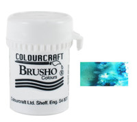 Brusho Crystal Colour - Emerald Green