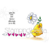 Stamping Bella - Marching Chick