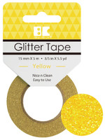 Best Creation Glitter Tape - Yellow