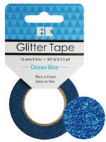 Best Creation Glitter Tape - Ocean Blue