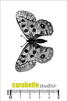 Carabelle Mini Stamps - Butterfly