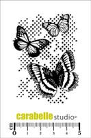 Carabelle Mini Stamps - Envolee De Pappillons
