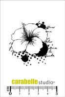 Carabelle Mini Stamps - Hibiscus
