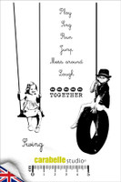 Carabelle A6 Stamps - Swing