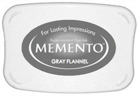 Memento Full Size Ink Pad - Gray Flannel