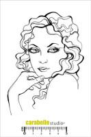 Carabelle A6 Stamps - Visage Helena A6